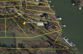 1150 Turnberry Circle - Lake Access Homesite