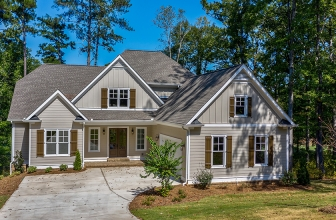 1020 Turnberry Circle - Golf Front Homesite