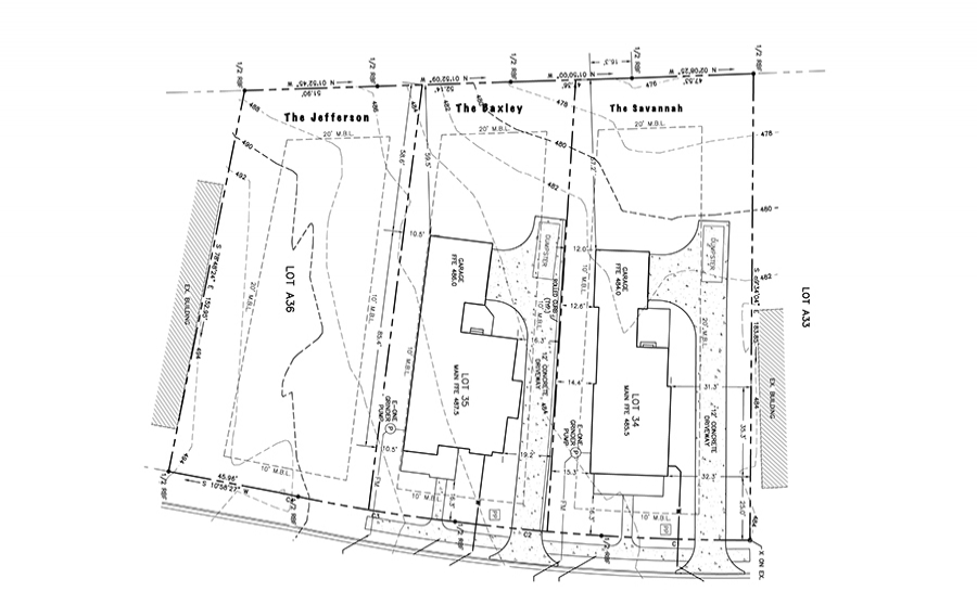A34 A35 Site Plan with plan names copy.jpg
