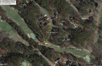 1061 Winged Foot Drive - Golf Front Homesite