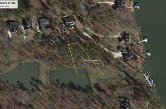 1160 Turnberry Circle - Lake Access Homesite