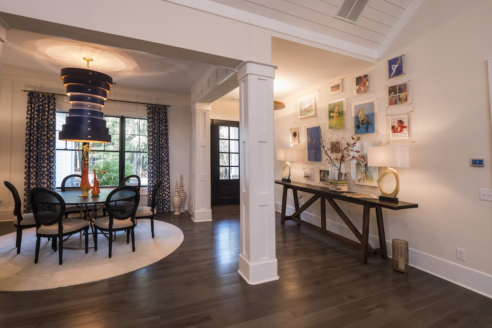Southern Living Inspired Model Home: A Photo Tour