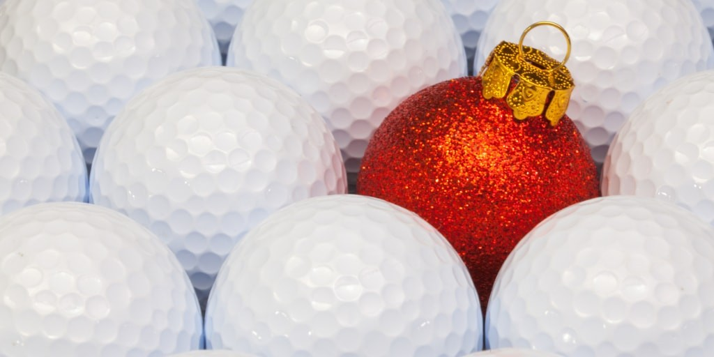 Give the gift of golf this year