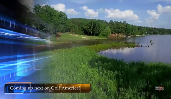 Harbor Club on Lake Oconee Featured on Golf America TV