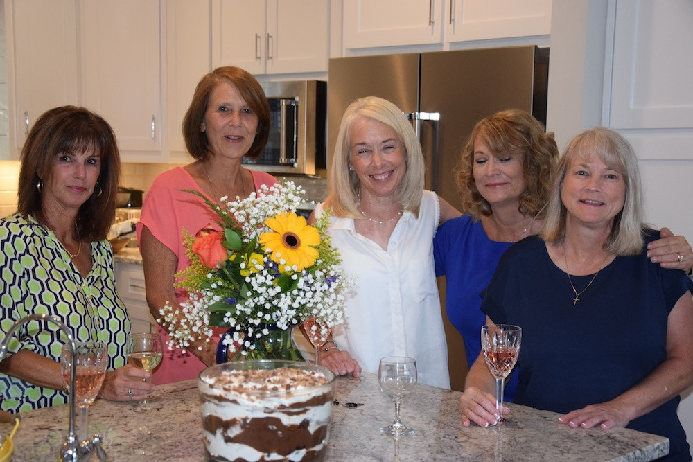 Southern Living-Inspired Bunco at Harbor Club