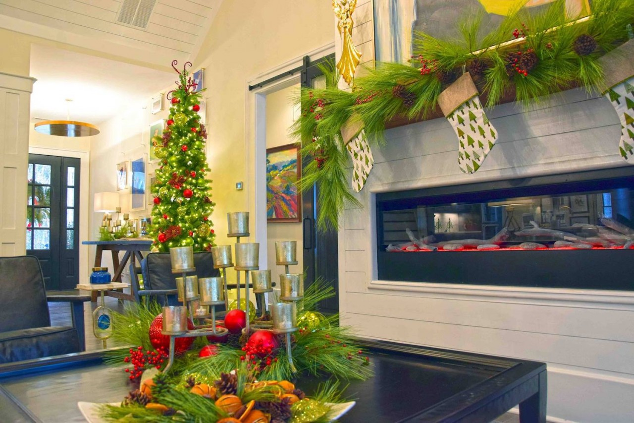 Happy Holidays from Harbor Club on Lake Oconee