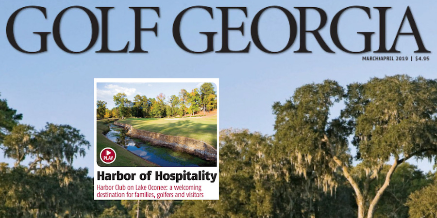 Golf Georgia: Harbor of Hospitality