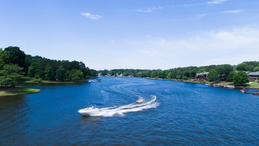 Lake Oconee Summertime Events