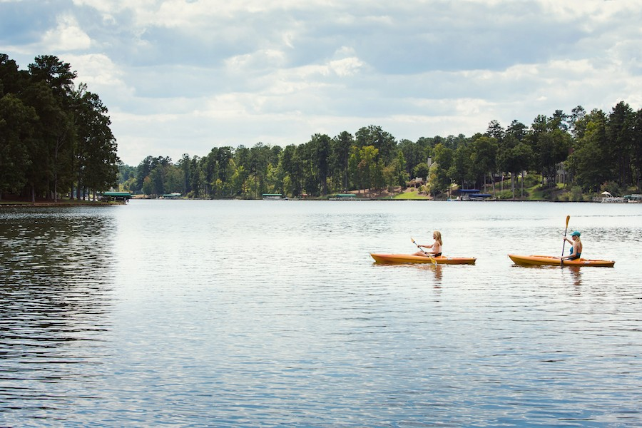 5 Reasons Families Love Living at Lake Oconee
