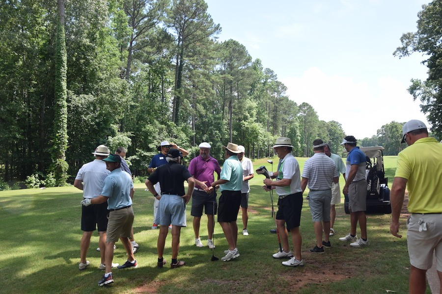 Golf Tournaments at Harbor Club on Lake Oconee
