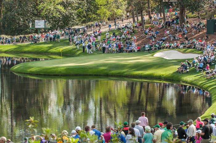 The Masters: Three Ways to Get in the Spirit