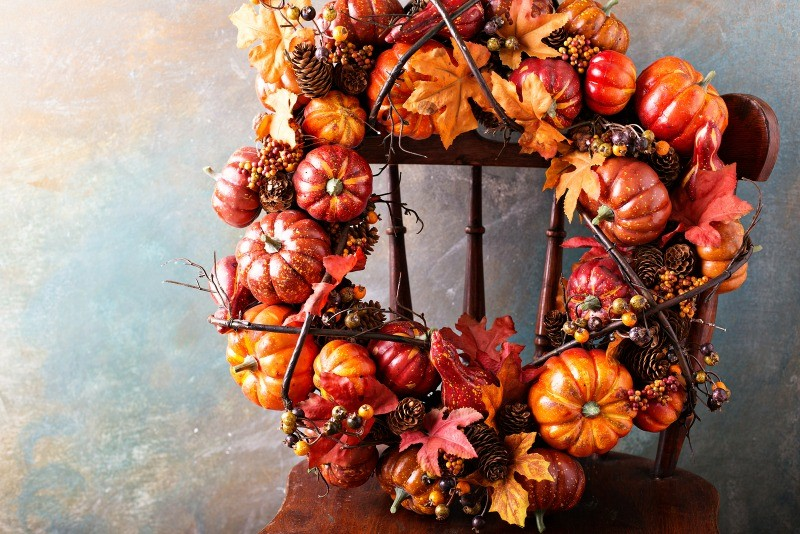 Four Easy DIY Fall Decorating Ideas