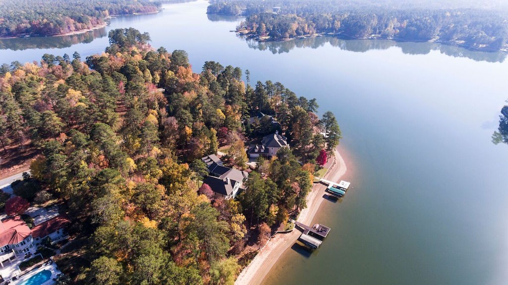 Come See All That's New at Harbor Club on Lake Oconee