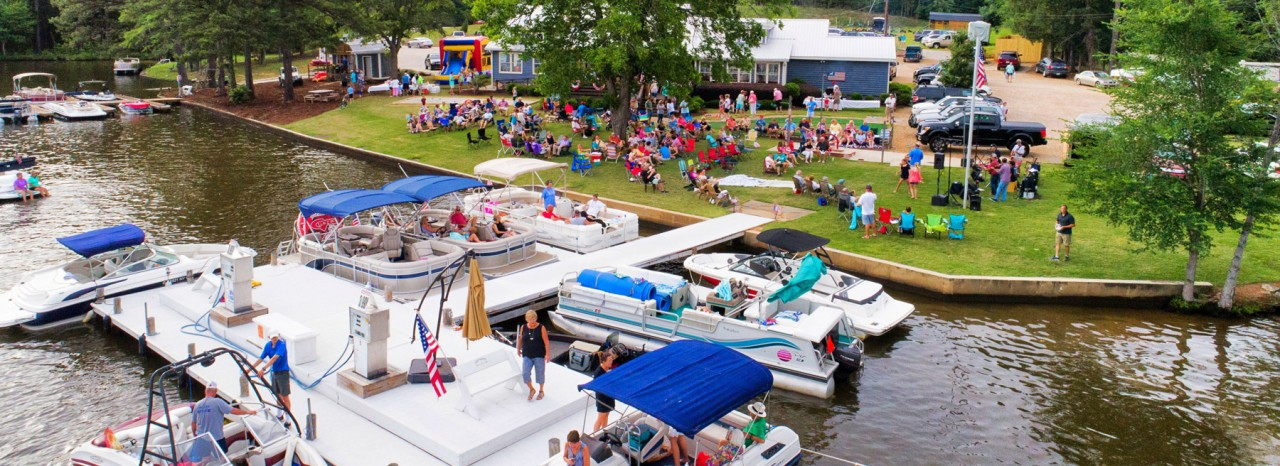 Free Live Music on Lake Oconee: Harbor Club 2017 Event Schedule