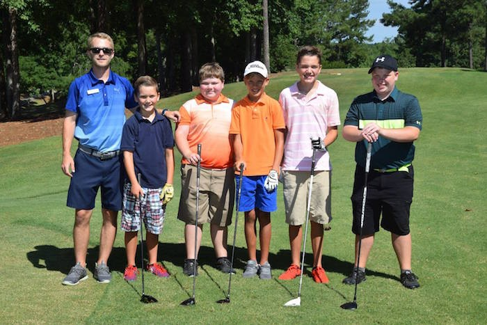 The Benefits of Junior Golf Camp