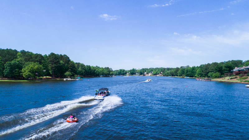 Boating on Lake Oconee: Be Safe, Not Sorry