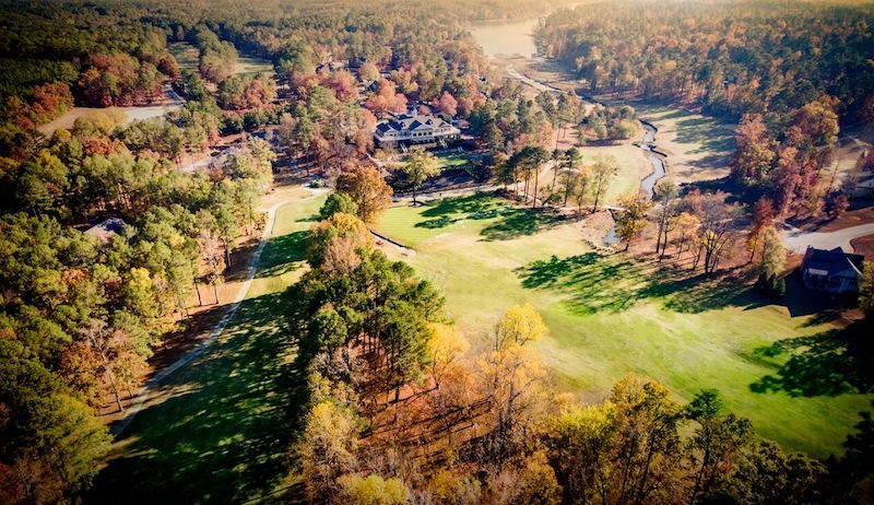 Fall Weddings: Top 10 Reasons Why Harbor Club on Lake Oconee is Perfect