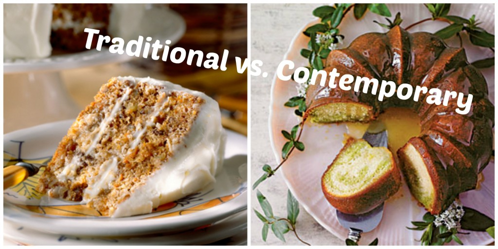 Easter recipe roundup traditional vs contemporary - Contemporary cuisine recipes ...
