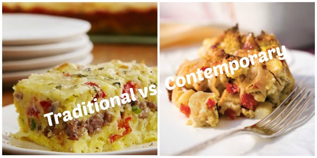 Easter Recipe Roundup: Traditional vs. Contemporary