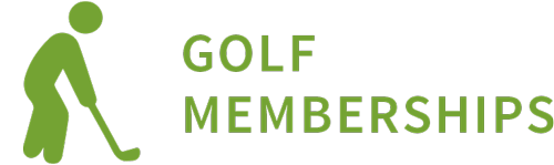 golf memberships icon
